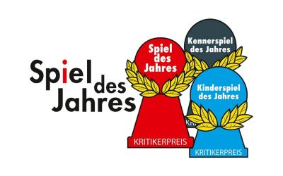 The 'Spiel Des Jahres' Awards