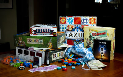 Games for the Holiday Season