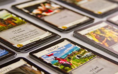 Introduction to Deck Building Games