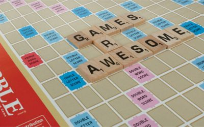 The World of Scrabble