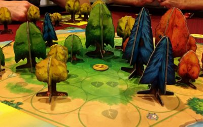 Nature Themed Games