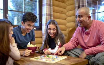 Games for a cabin getaway