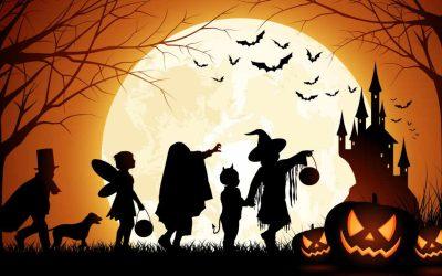 Fun Halloween Games