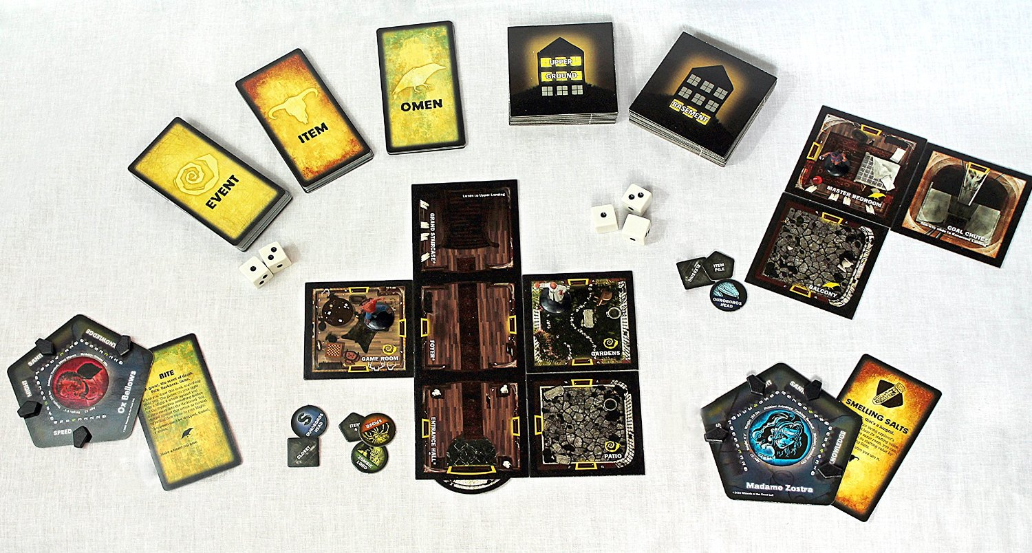 Betrayal At House On The Hill | Across the Board Game Cafe