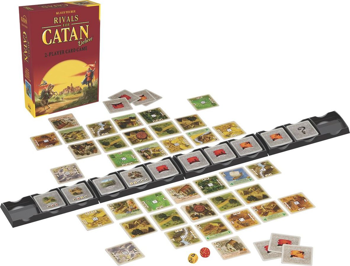 Rivals for Catan | Across the Board Game Cafe