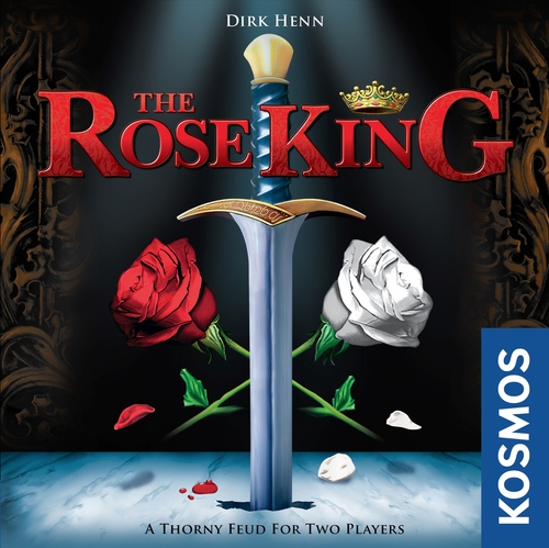 The Rose King – Great Game for 2