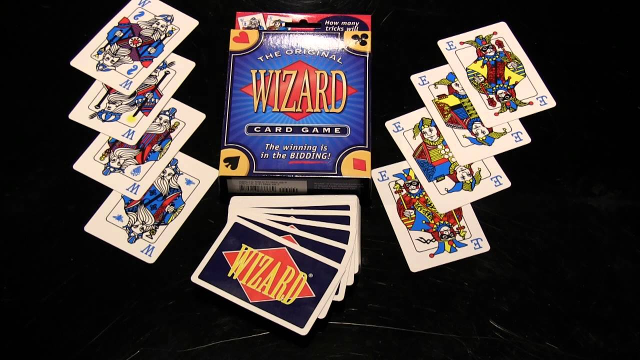 The Gaming Wizard