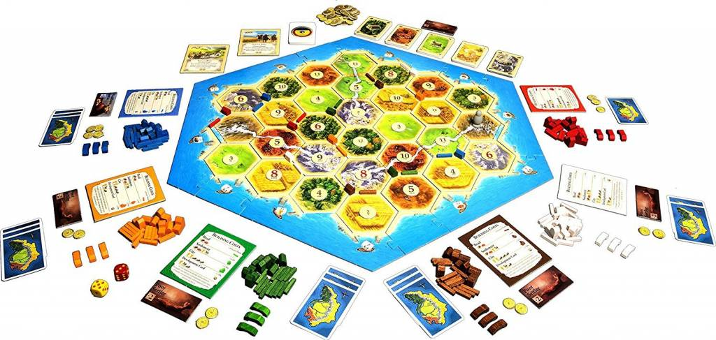 Image result for catan extension 5-6 player