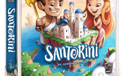 Must Play for 2: SANTORINI