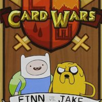 Adventure Time Card Wars: Finn Vs Jake