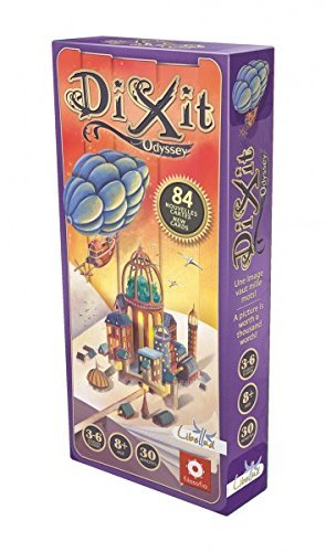 Dixit: Odyssey Expansion