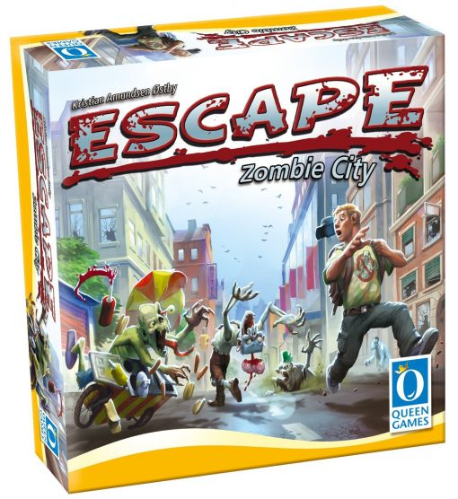 Escape: Zombie City