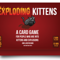 Exploding Kittens - Meowing Box Edition