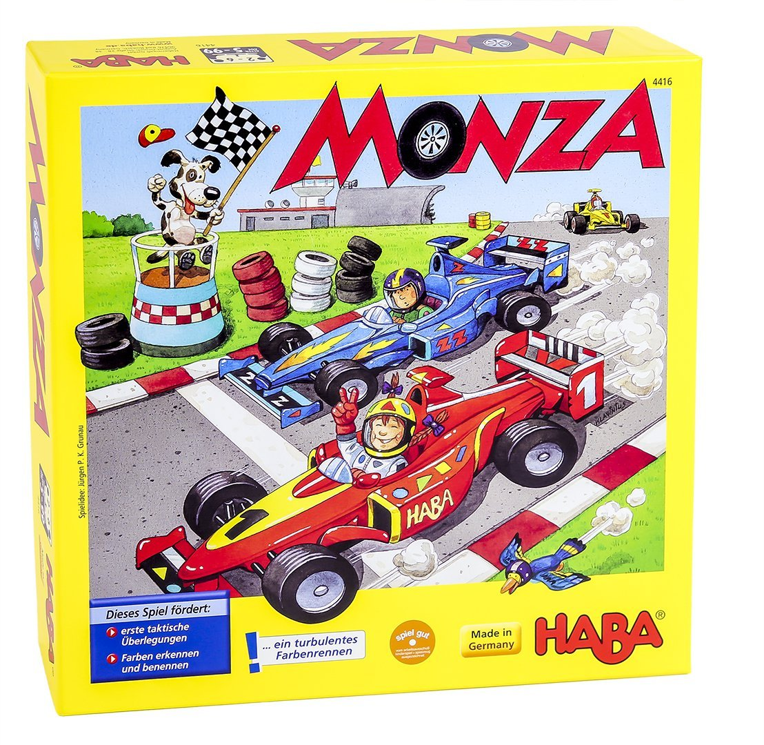 Monza   Across the Board Game Cafe