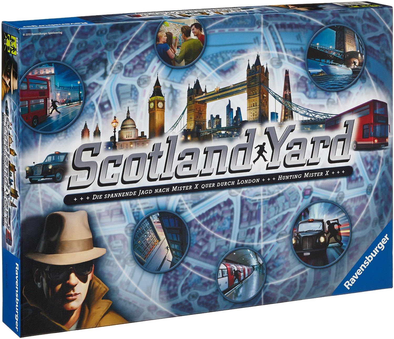 Scotland Yard Spiel