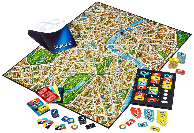 Scotland Yard Spiel Anleitung