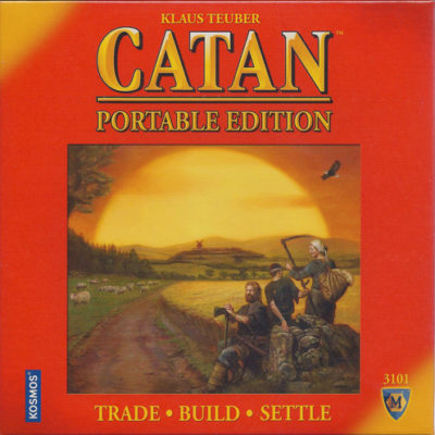 Catan: Travel Edition