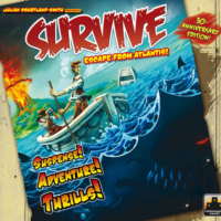 Survive: Escape From Atlantis