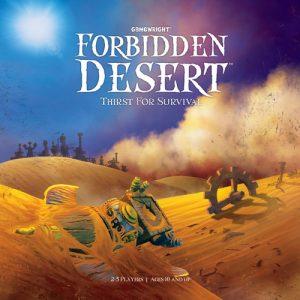 Forbidden Desert