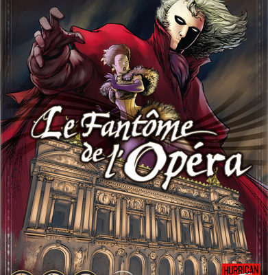 Phantom of the Opera (Le Fantôme de l'Opéra)