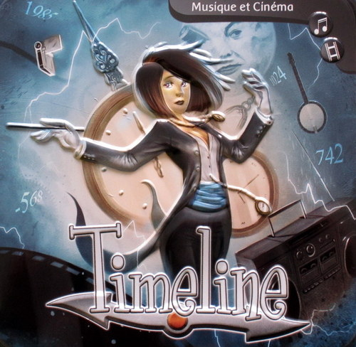 Timeline: Music & Cinema