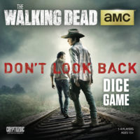 """The Walking Dead """"Don't Look Back' Dice Game"""