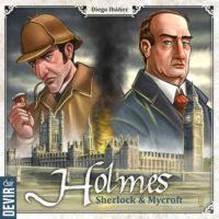 Holmes: Sherlock&Mycroft