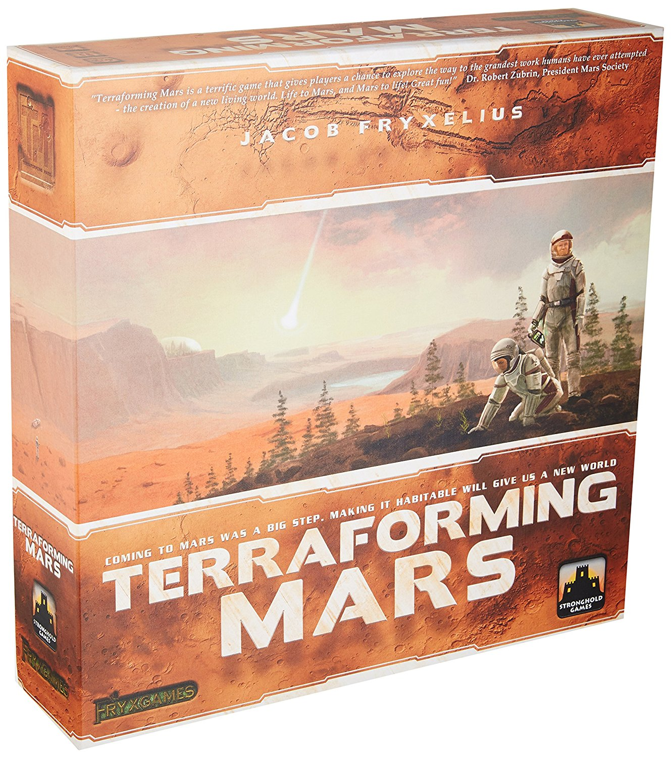 Terraforming Of Mars: Across The Board Game Cafe