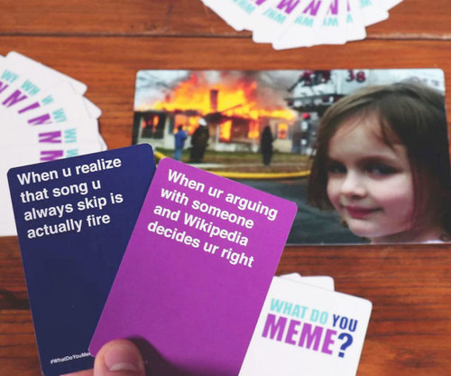 What Do You Meme?   Across the Board Game Cafe