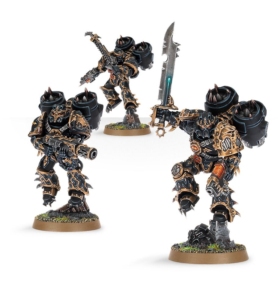 Warhammer 40k Chaos Space Marines: Across The Board Game Cafe
