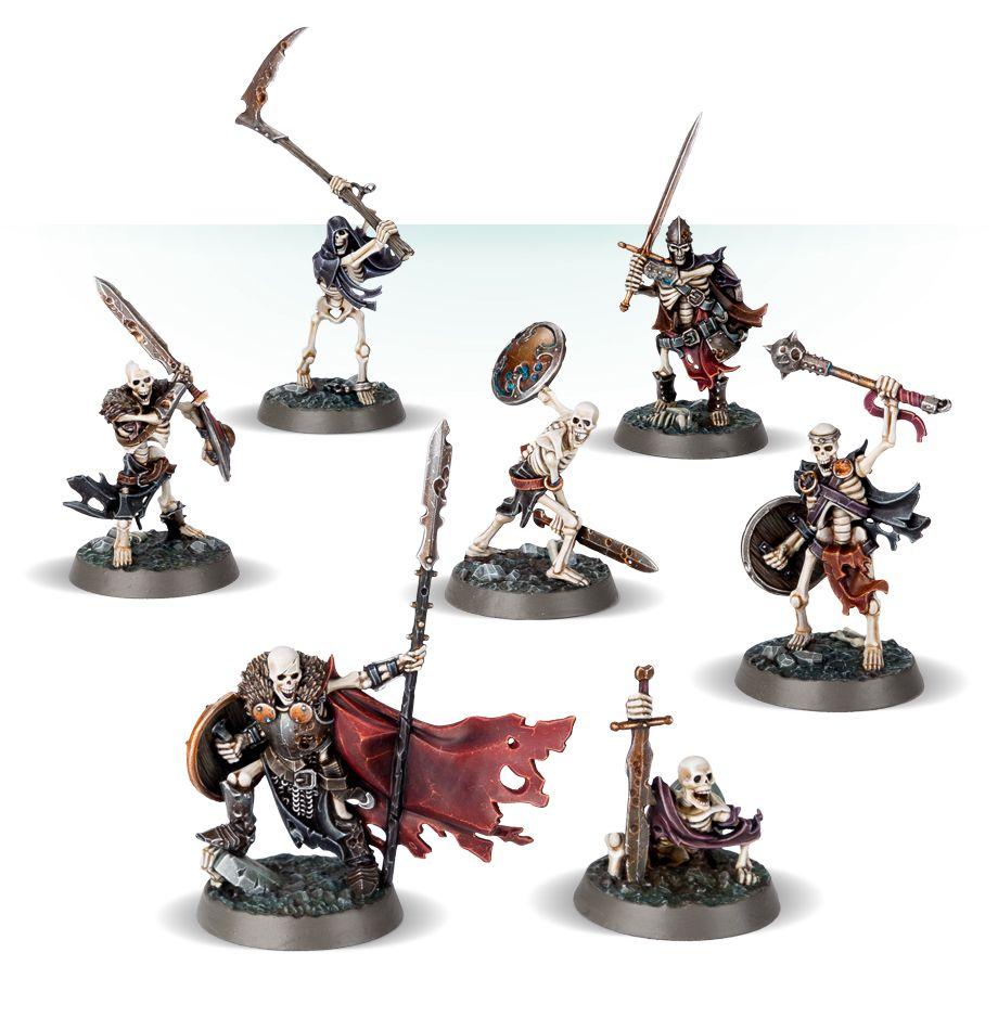 Warhammer Underworlds: Sepulchral Guard